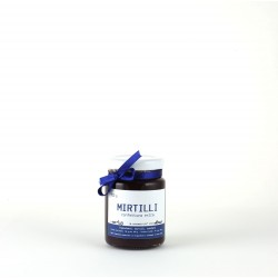 BLUEBERRIES MARMALADE -small-